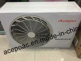 condicionador de ar rachado do inversor da C.C. da Olá!-Parede 12000BTU para o mercado europeu