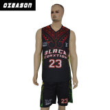 Uniforme personalizzata di pallacanestro di sublimazione della squadra