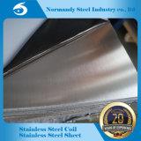 Bande d'acier inoxydable du numéro 4 d'ASTM 409 pour la décoration