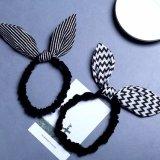 Lindo Conejo barato al por Mayor Oreja sombreros Baby Hairband decorativos