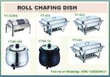 Forra do equipamento do petisco do fabricante com o aquecedor de alimento do sustento