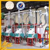 planta da maquinaria do moinho de farinha 60tpd