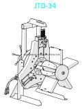 Внутренне начатый внутренне тип вырезывание и скашивая машина расширения