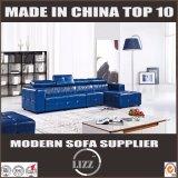 Mobilia registrabile L sofà del salone del cuoio di figura