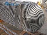 熱交換器317Lの継ぎ目が無いステンレス鋼の管