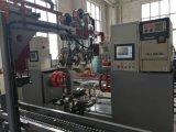 가득 차있는 자동적인 LPG 실린더 경계선 용접 기계