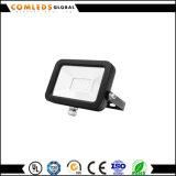 옥외를 위한 50W 80lm/W Silm SMD 시리즈 LED 투광램프