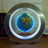 Il globo di galleggiamento che gira magnetico sospeso Mysteriously nella decorazione della casa del programma di mondo dell'aria perfezionamento i regali di festa di modo