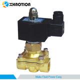 Magnetventil des Xhnotion Messing-SS304 bidirektionales der Serien-2n für Wasser-Luft-Öl