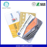 Schlüsselkarte der Zugriffssteuerung-RFID