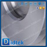 Didtek API 6D Aufzug-Oblate-Rückschlagventil des Edelstahl-CF8m