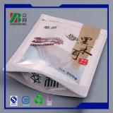 Fichier de document personnalisée sac sac Ziplock PVC (ZB008)