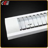 Novo Hotel luminárias SMD LED LED da lâmpada de grelha3528 de montagem do alojamento do LED para T8/T5 Luz do Tubo de LED
