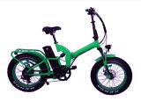 セリウム(TDN05F)が付いているFoldable電気貨物自転車