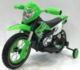 6 В батареи работает детский велосипед мотоциклов