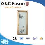 最もよい品質の粉のコーティングのアルミニウム開き窓のドア