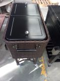 Patio-Kühlvorrichtung der Qualitäts-80qt mit Stock-Kasten