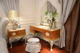 Мебели спальни 0066 европейцев дрессер античной твердый деревянный высекая