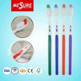 Toothbrush adulto plástico oral do punho barato dos PP