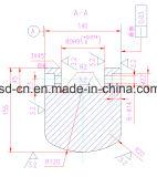 Приспособление для Radius нажмите педаль тормоза (R=120 мм)