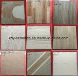 Tuile rustique extérieure en bois de porcelaine de vente chaude de la Chine