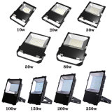 屋外30W 50W 100W 150W 200W LEDのフラッドライト