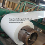 Vorgestrichenes Stahlblech verwendet für Isolierscheiben, Rahmen der Tür, helle Stahlkonstruktion des Hauses, Schiebetür