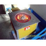 Uso eficaz da energia da fornalha de indução para o derretimento de alumínio