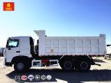 Sinotruk HOWO A7 371HP 6X4 덤프 팁 주는 사람 트럭