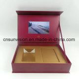 結婚指輪ボックスビジネス提示の香水の表示ギフト用の箱