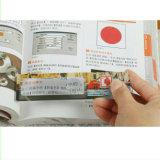 Hw-802A 86 * 53mm PVC Tamanho do cartão de crédito Magnifier 3X 6X Promocional Tamanho do cartão de crédito Magnifier