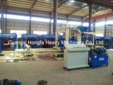 Mattone automatico che fa produzione linea ostruire fabbricazione della macchina del mattone della macchina