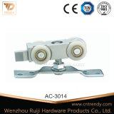Acessórios de porta batente da porta de liga de zinco metálico com gancho (AC-3007)
