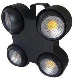 indicatore luminoso bianco bianco dei paraocchi della tabella del pubblico di /Warm LED della PANNOCCHIA 4X100W