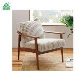 最新の現代居間の泡パッドが付いている快適な余暇の椅子