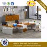 할인된 가격 전통 작풍 로즈 색깔 사무실 워크 스테이션 (HX-8NR0102)