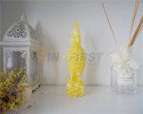 La candela variopinta decorativa all'ingrosso in uccello ha modellato