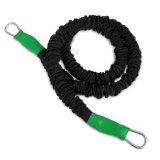Los cables de los tubos de bandas de resistencia de látex de anclaje de la puerta de ejercicios de Yoga Fitness