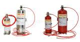 Alta eficiencia Sistemas de extinción de incendios automático para vehículo