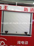 Rolo de alumínio à prova de segurança de porta para o caminhão de incêndio