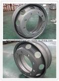 22,5 X8.25 заводской поставки погрузчика стальное колесо, стальной колесный диск для погрузчика, обод колеса