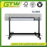 Mutoh Rj-900X Impressora de grande formato para impressão por sublimação térmica