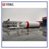 pianta calda dell'asfalto della miscela di Filterbag 80t/H della fibra di Nomex del miscelatore 1000kg