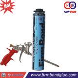 750ml mousse de polyuréthane de haute qualité joint silicone adhérent
