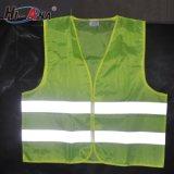 Одежда безопасности только видимости QC 100% высокой отражательная