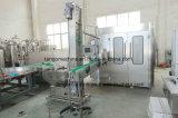 China empaquetado automático completo de la botella de agua potable planta de embotellamiento máquina de llenado de botellas PET