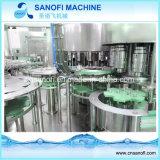 3in1 automáticos llenos terminan la pequeña máquina de rellenar de consumición del agua mineral de la botella del agua pura