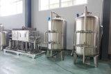 Sistema do tratamento da água da osmose reversa para a linha de engarrafamento da maquinaria de enchimento do animal de estimação