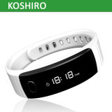 Bracelet intelligent imperméable à l'eau de bande d'activité