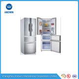 Refrigerador múltiplo da porta do refrigerador 288L do congelador